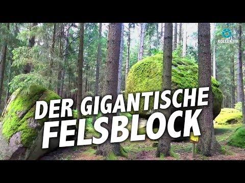 Striezel & Scherzel - Der gigantische Felsblock im Waldviertel