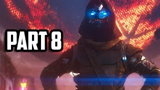 NEW PLANET NESSUS DESTINY 2 Gameplay Walkthrough Part 8 - NESSUS MISSION 1 (PS4 PRO 60FPS)