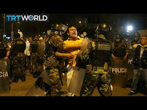 Peru Presidential Pardon: Protesters call for president's resignation