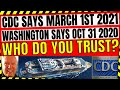 CDC SAYS NO CRUISES TILL MAR 1 2021 WASHINGTON SAYS OCT 31 2020 WOULD YOU TAKE A CRUISE IN 2020?