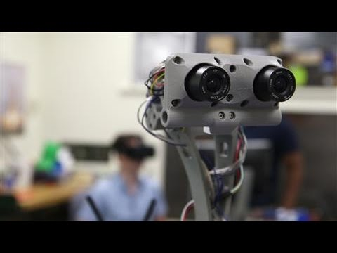 The Future of Remote Work Is Telerobotics