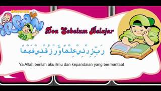 Doa Sebelum Belajar Dan Artinya