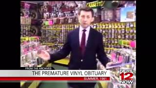 From the Archives: Death of Vinyl Records (1991)