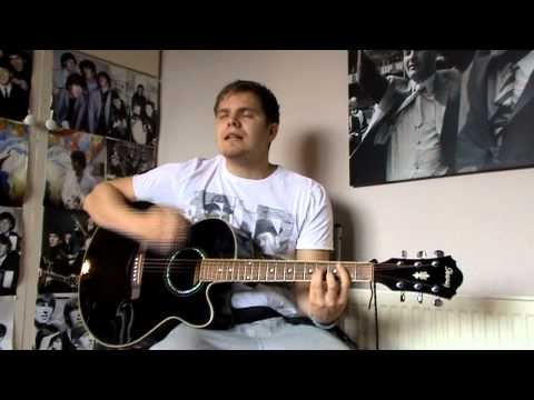 Dancing In The Moonlight - Toploader/King Harvest (Ollie Bryan acoustic cover)