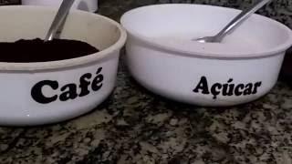 Como fazer café com coador de pano #3