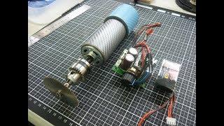 製作一個外出式電鑽How to make an electric drill