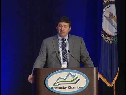 2016 Kentucky Chamber Business Summit Education Segment