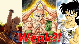 Why The Human Z-Fighters ARE NOT Weak (Dragonball Z)