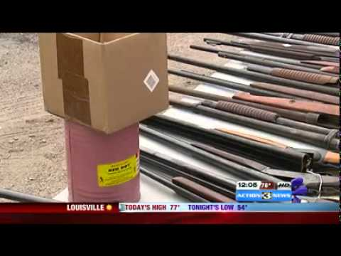Post July 4th firework  and  firearm amnesty day.