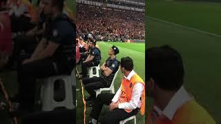 Sofian Feghouli Tribün Çekimi Galatasaray 2:1 Başakşehir ( Şampiyonluk Maçı ) 19. Mayıs 2019