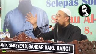 Nabi Isa Lebih Hebat Dari Nabi Muhammad? - Ustaz Azhar Idrus Official