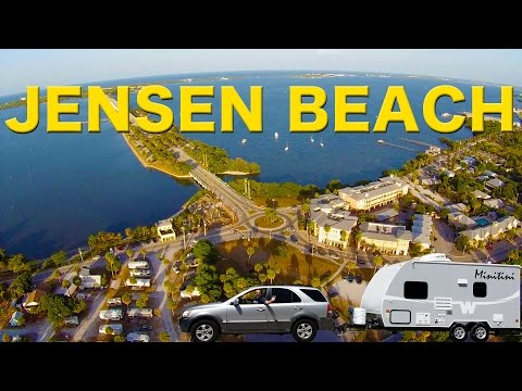 Jensen Beach, Florida's Treasure Coast | Traveling Robert camping