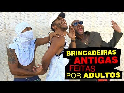 BRINCADEIRAS ANTIGAS FEITA POR ADULTOS 2