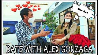 Blind date with Alex Gonzaga| Di ako nag bayad!| (Vlog #18)