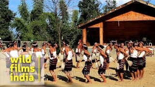 Video Farewell song of Phom Naga tribe by Bhunmnyu cultural troupe download MP3, 3GP, MP4, WEBM, AVI, FLV Juni 2018