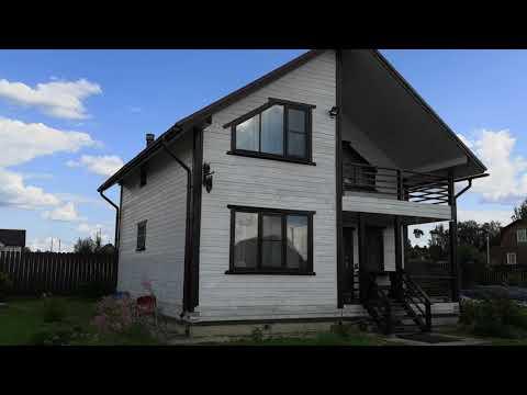 Обзор дома из бруса через 7 лет