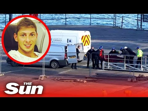 Emiliano Sala's body retrieved from plane wreck off Guernsey