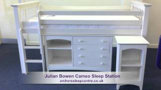 Julian Bowen Cameo Sleep Station