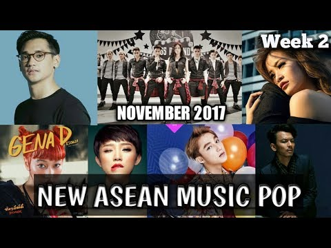 New song: V-Pop, Thai-pop, Indo-pop, M-Pop, P-Pop | November 2017 (Week 2)