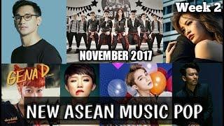 New song: V-Pop, Thai-pop, Indo-pop, M-Pop, P-Pop | November 2017 (Week 2)