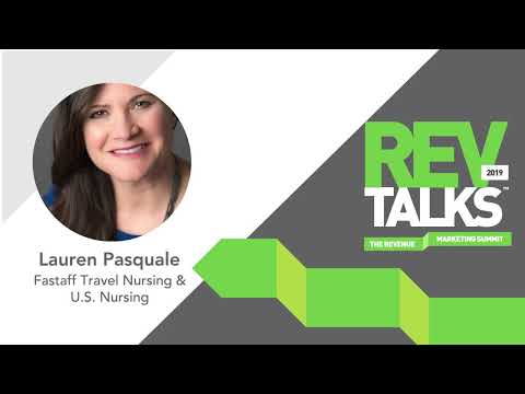 Lauren Pasquale REVTalks 2019 Intro