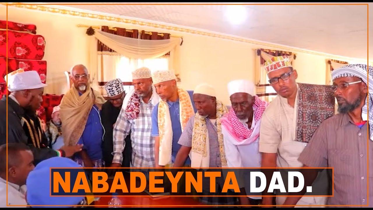 Download Maamulka Sanaag Oo Ceelafweyn Ka Bilaabay Nabadeynta Dad Walaalo Ah Oo Wada Dega Deegaanka Fadhigaab