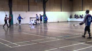 Revolution vs. Vancouver Falcons - Period 2 (10/21/12) Ball Hockey Videos