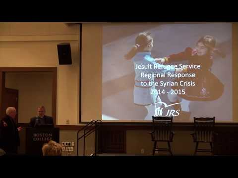 Accompaniment During Conflict: The Mission of Jesuit Refugee Service in Syria and the Middle East