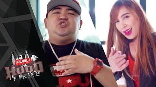Crazymix & Sisa Performing LUVLINES @ The Hood Hip Hop Nation by FUBU