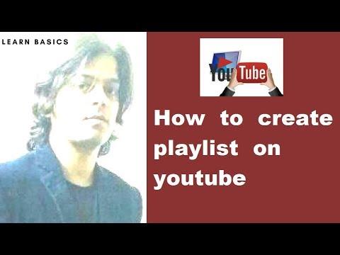 how to create playlist on youtube | create playlist in youtube | playlist kaise banaye