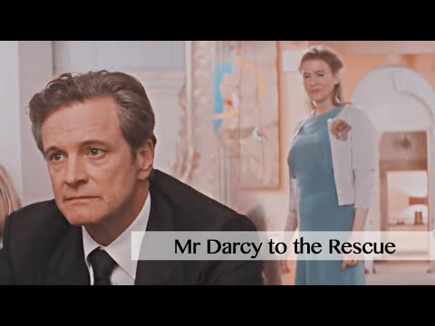 Bridget Jones's Baby - Deleted Scenes : Mr Darcy to the Rescue | Colin Firth, Renee Zellweger