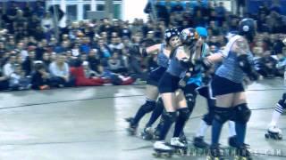 ADRD Adelaide Roller Derby 2011 Grand Final Highlights