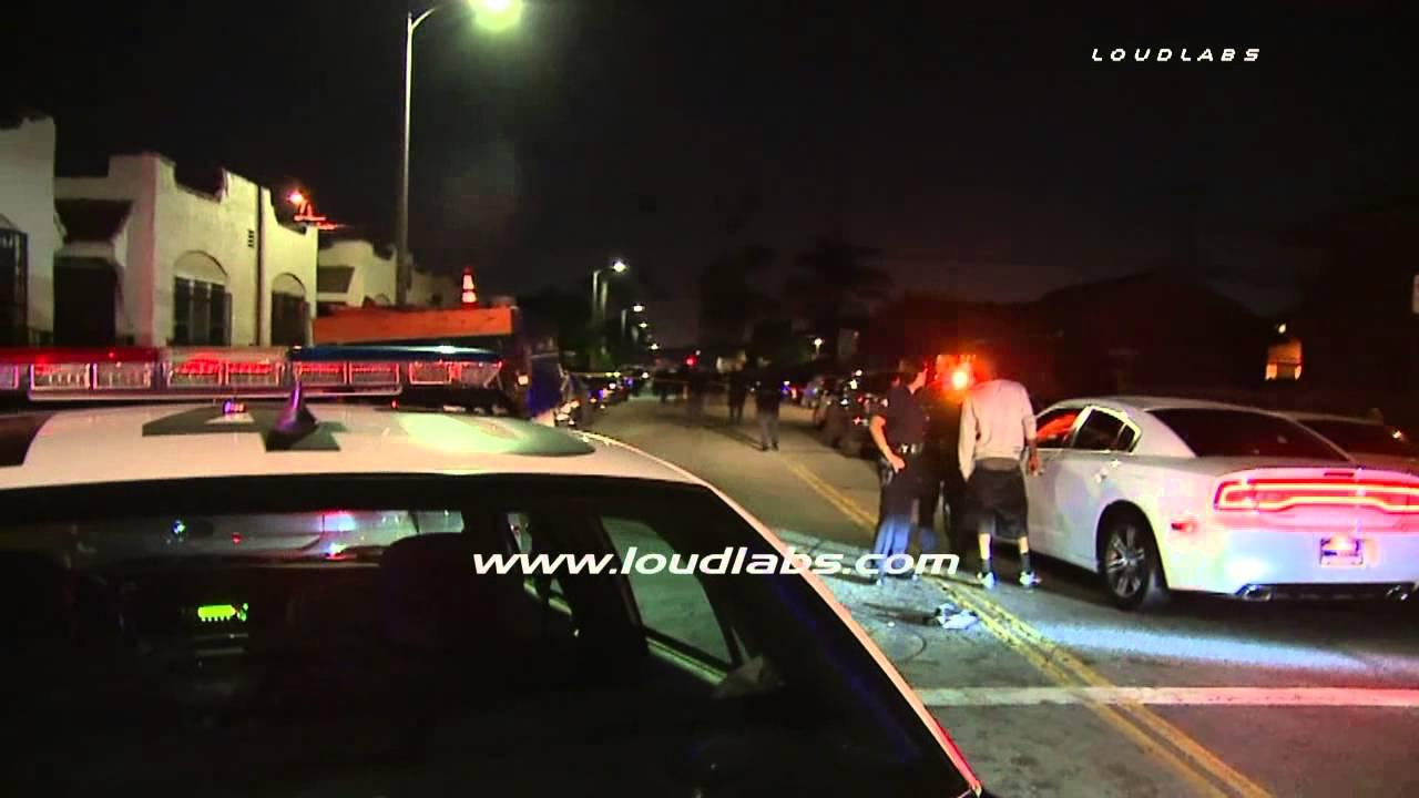 Shooting Raw Footage: 82nd Street Shooting / South LA RAW FOOTAGE