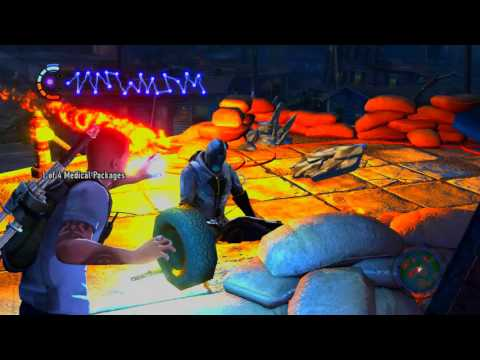 inFamous 2 100% Good Karma Walkthrough Part 44, 720p HD (NO COMMENTARY)