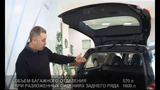 Volvo XC70 - тест с Александром Михельсоном