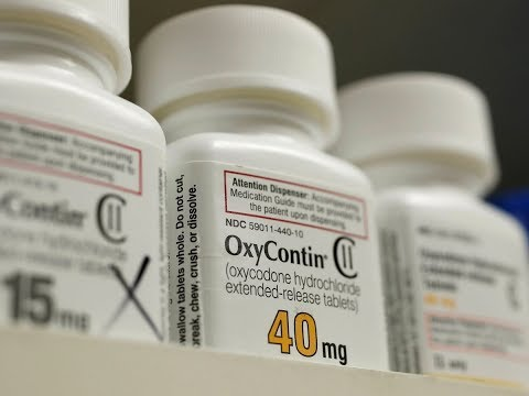 Behind Purdue Pharma's marketing of OxyContin