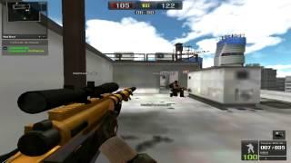 ▲🔴 Point Blank - XVideo VS Red Tube Vou ter que virar sniper !(Jogando com o Amigo)! #X1