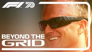 Heikki Kovalainen Interview | Beyond The Grid | Official F1 Podcast