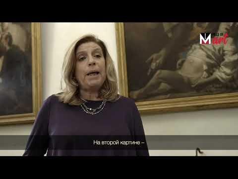 Menarini Pills of Art: Агар и Исмаэль от Джамбаттиста Тьеполо (русский язык)