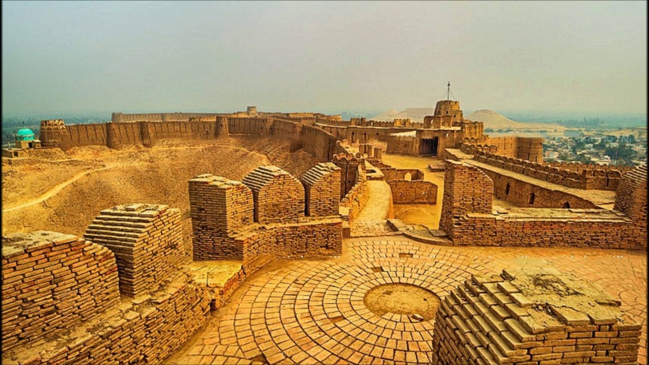 Image result for Kot Diji Fort