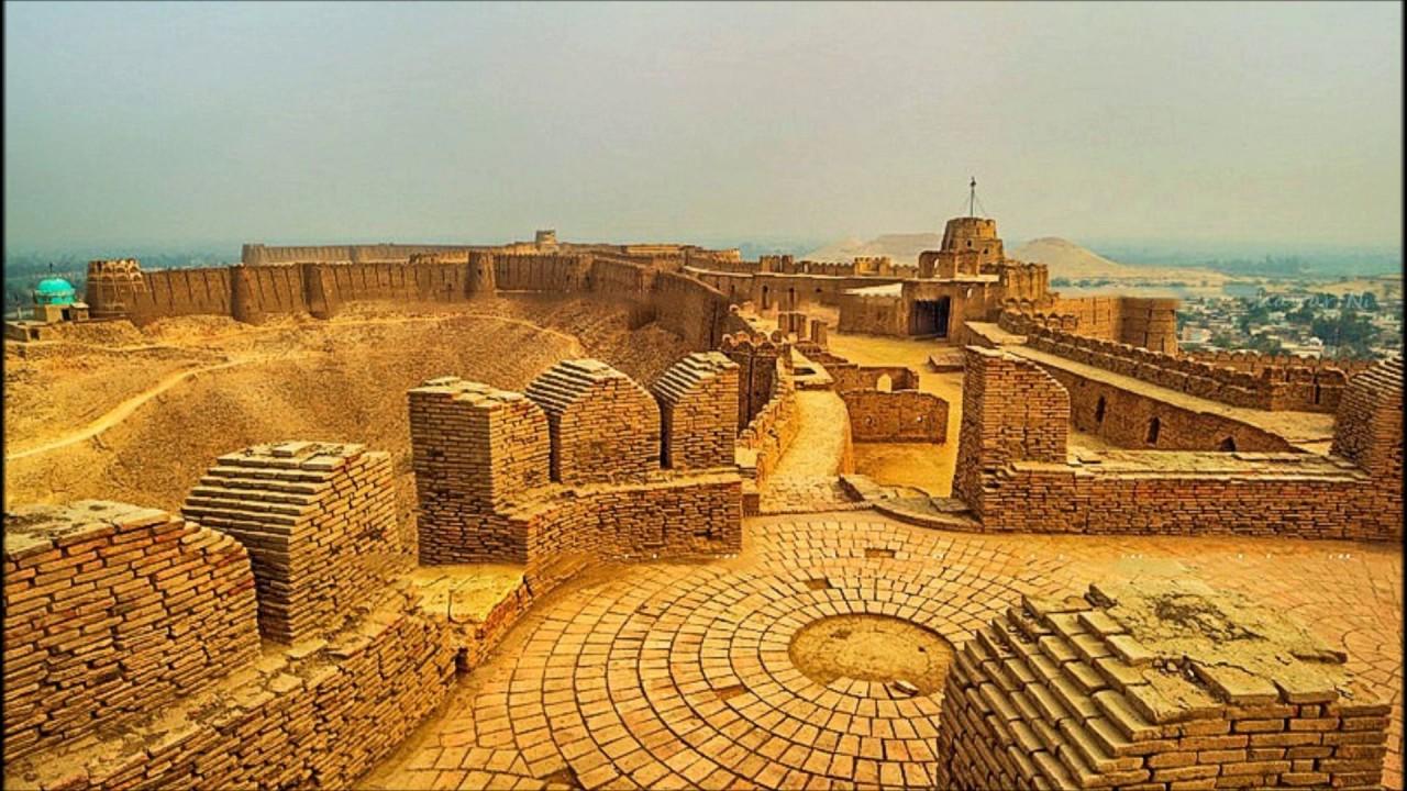 Image result for Kot Diji Fort