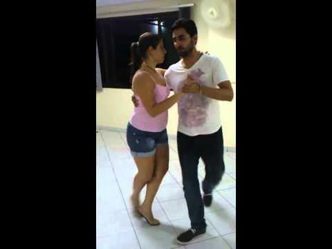 Daniel Marinho - Passos básicos de forró, com Regina e Pedrix