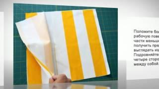 Как сшить наволочку на подушку своими руками(Как сшить наволочку на подушку. тот проект подойдёт для тех, кто только познает швейное мастерство! http://dachasv..., 2014-06-29T07:34:05.000Z)