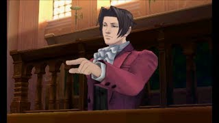 Professor Layton vs. Ace Attorney - 100% Walkthrough - Finale: The First Story #2