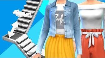 Muokattavat portaat! Uusia vaatteita! Uusia ovia ja ikkunoita!   The Sims 4 Päivitys