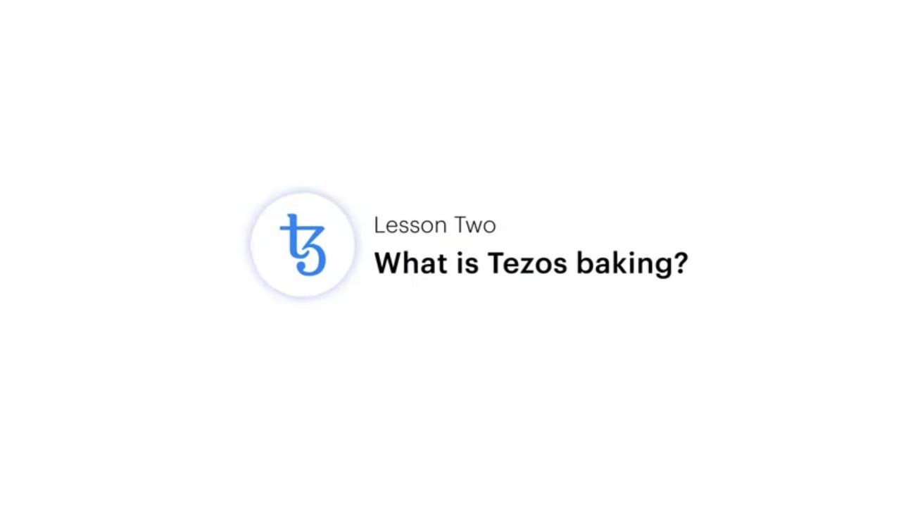 Coinbase Earn: What is Tezos baking? (Lesson 2 of 3) 8
