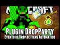 [Tutorial]DropParty - Evento de Drop de Itens Automático Minecraft