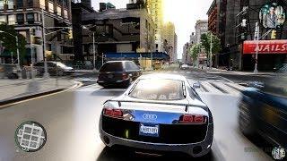 новая GTA 4 с безумной графикой 2020 года!