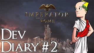 Comet Sighted! | 2 | | Imperator: Rome Developer Diary #2 | The Map, Cities and Provinces