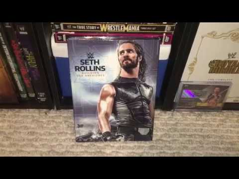 WWE Seth Rollins: Building The Architect DVD Review